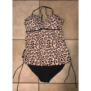 Cheetah Print Swimsuit 🐆